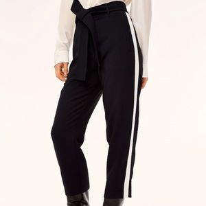 Wilfred Tie Front Pant